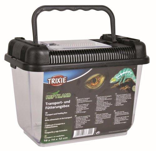 Trixie 76300 Transport- und Fütterungsbox