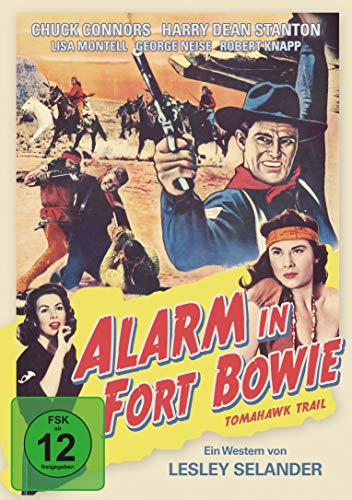 Alarm in Fort Bowie