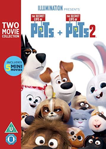 The Secret Life of Pets 2 Box Set (DVD) [2019]