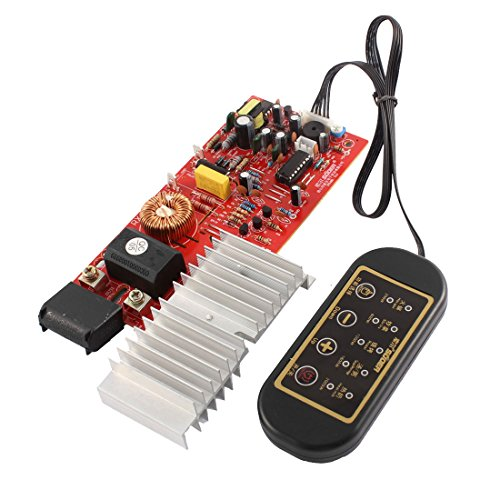 PCB Circuit Induction Cooker Controller Repair Replacement Part Board
