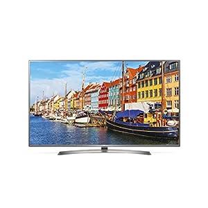 LG 75UJ675V - Smart TV LED 4K Ultra HD, Wi-Fi, HDR attivo, 2x USB, 4x HDMI, 3840 x 2160 pixels, 75 pollici (189 cm)