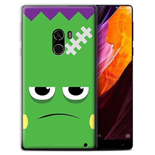 lle/Case für Xiaomi Mi Mix 2 / Frankenstein Muster/Halloween Zeichen Kollektion ()