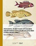 Poissons Écrevisses Et Crabes (Beaux Livres/Sciences)