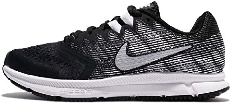 Nike Wmns Zoom Span 2, Zapatillas de Trail Running para Mujer, Multicolor (Black/Metallic Silver/Dark Grey/White...