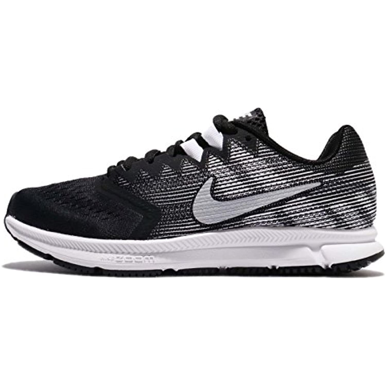 Nike Wmns Zoom da Span 2 - Scarpe da Zoom Trail Running Donna, Multicolore (Black/Metallic Silver Dark Grey White 001)... Parent 3378ea