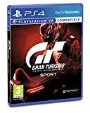 Sony Gran Turismo Sport, PS4 - video games (PS4, PlayStation 4, Racing, Polyphony Digital, 16/11/2016, RP (Rating Pending), Online)