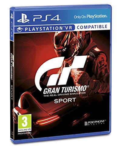 Sony Gran Turismo Sport - Edición Estándar (precio: 43,95€)