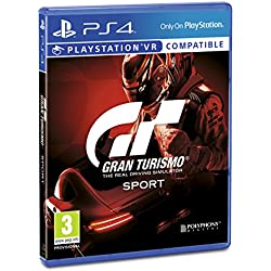 1 de Sony Gran Turismo Sport - Edición Estándar