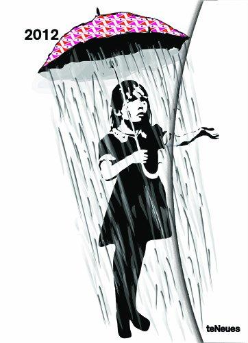 2012 Banksy Magneto Diary Lg