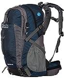 Desert & Mountain - Trekking Rucksack Endeavour - 45 Liter (blau)