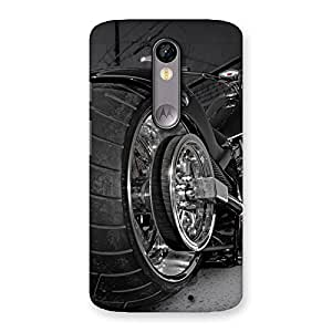 Special Wonder Cruise Multicolor Back Case Cover for Moto X Force