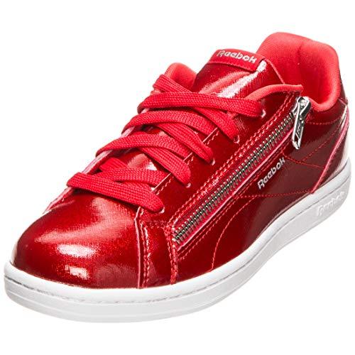 l Comp CLN Zip Tennisschuhe, Mehrfarbig (Red Sparkle/White 000), 34 1/3 EU ()