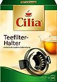 E526613 CILIA Teefilter-Halter braun