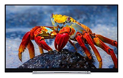 Toshiba 55U7763DA 140 cm (55 Zoll) Fernseher (4K Ultra HD, Triple Tuner, Smart TV) - Monitor Toshiba