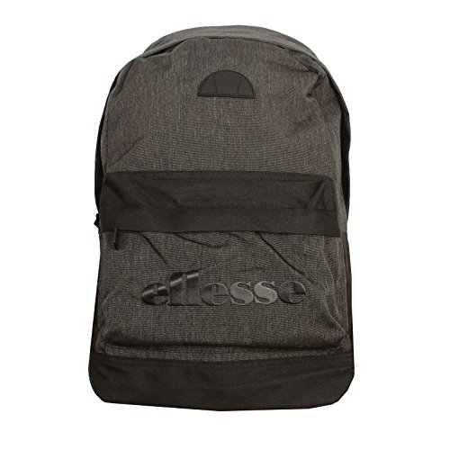 ELLESSE Regent II Backpack Black/Charcoal Marl School bag SHAU0181 ELLESSE Bags