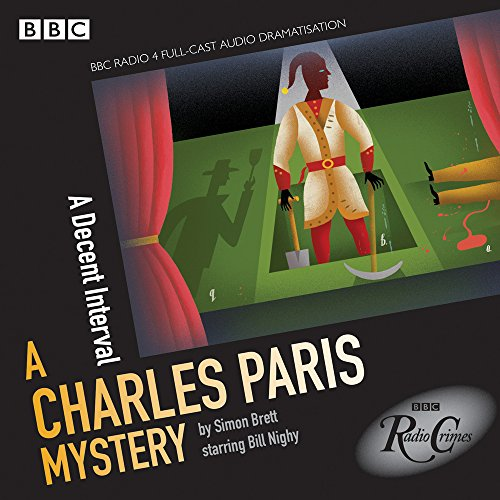 Charles-Paris-A-Decent-Interval-A-BBC-Radio-4-full-cast-dramatisation