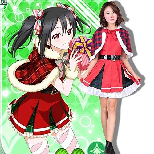 KAIDILA Cuadros de Traje de Navidad Traje Cosplay Anime...