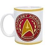 Star Trek - Keramik Tasse - Starfleet Academy Command - Geschenkbox