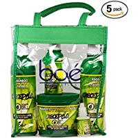 BOE Crece Pelo 5 Pack Combo Set w/ Tote Bag by Boe