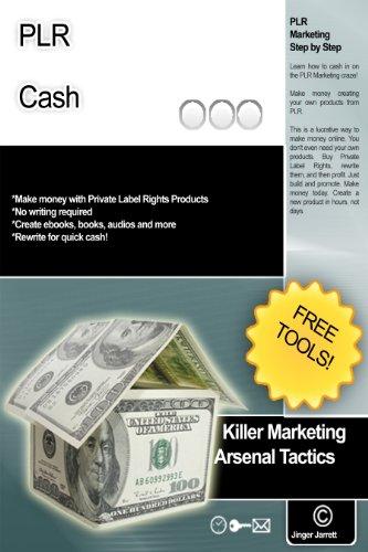 PLR Cash (Killer Marketing Arsenal Tactics Book 1) (English ...