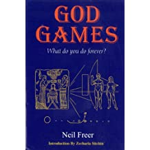 God Games: What do You do Forever? (English Edition)