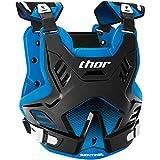 Thor Sentinel GP Offroad Enduro Cross Motocross Protektor Brustpanzer MX SX DH Downhill (M/L, Blau)