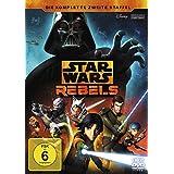Star Wars Rebels - Die komplette zweite Staffel