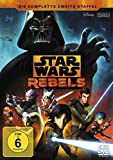 Star Wars Rebels - Die komplette zweite Staffel [4 DVDs]