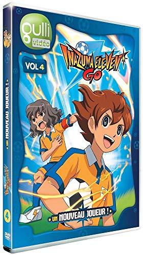 Inazuma Eleven Go - Vol. 4 - Un nouveau joueur !