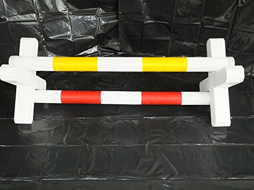 Cavaletti-Kreuze, Hindernisständer, Verkaufs-Musterständer, Höhe 47cm