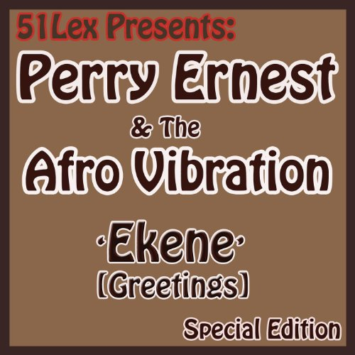 Perry Ernest The Afro Vibrations Time Waits For No One