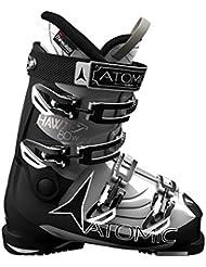 Atomic Hawx 80W Metallic Silver/Black Black/naranja, color plateado metalizado, negro, tamaño 26