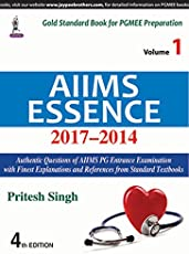 AIIMS Essence (2017–2014) - Vol. 1