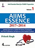 #2: AIIMS Essence (2017–2014) - Vol. 1