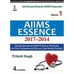 AIIMS Essence (2017–2014) – Vol. 1