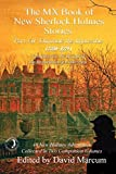 The MX Book of New Sherlock Holmes Stories - Part VII: Eliminate The Impossible: 1880...