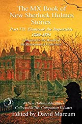 The MX Book of New Sherlock Holmes Stories - Part VII: Eliminate The Impossible: 1880-1891 (MX Book of New Sherlock Holmes Stories Series)
