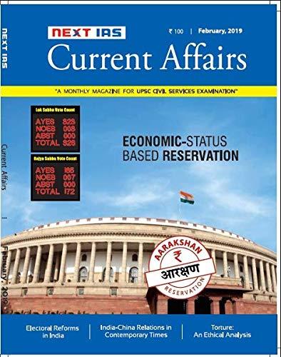 Current Affairs NEXT IAS - February 2019