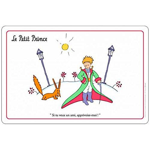 'Tischset Der kleine Prinz aus Kostüm und der Fuchs Wenn du möchtest ein Freund, apprivoise-moi. - Fuchs Und Freunde Kostüm