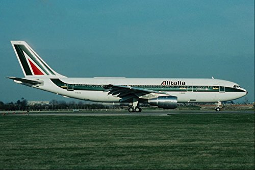 576076-alitalia-a300b-4-london-heathrow-uk-a4-photo-poster-print-10x8