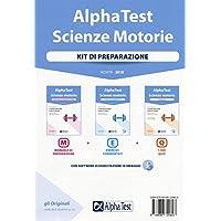 Alpha Test. Scienze motorie. Kit di preparazione. Con Contenuto digitale per download e accesso on line