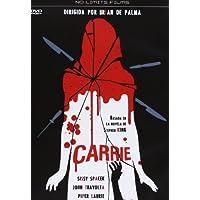 Carrie - Brian De Palma.(Anglais et espagnol) Importé d'Espagne.