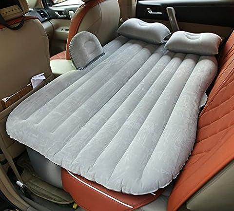 Stoga Auto voiture gonflable Air matelas lit pour banquette arrière des voitures SUV et mi-taille camions voyage plein air matelas gonflables -