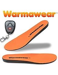 Warmawear Deluxe inalámbrico batería impermeable climatizada plantillas con mando a distancia, small