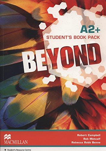 Beyond Level A2 Students Book Pack par R Benne