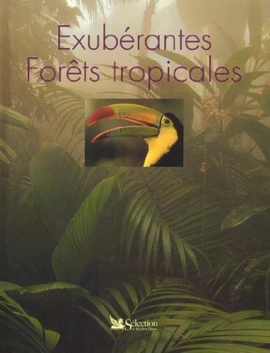 Exubérantes forêts tropicales