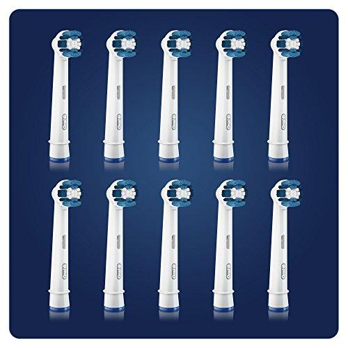 Oral-B Precision Clean Aufsteckbürsten, 10 Stück