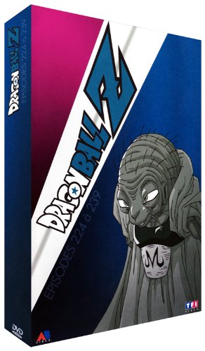 Dragon Ball Z - Coffret 4 DVD - 12 - Épisodes 224 à 239