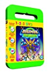 Digimon The Movie 1-2-3 Dvd [UK Import]