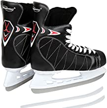 Physionics - Patines de hielo para hockey - negro - diferentes tallas a elegir